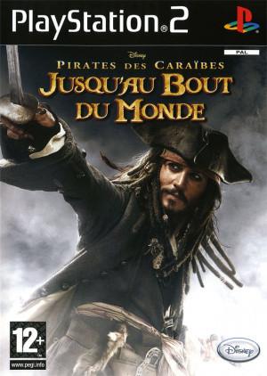 Pirates des Caraïbes : Jusqu'au Bout du Monde sur PS2