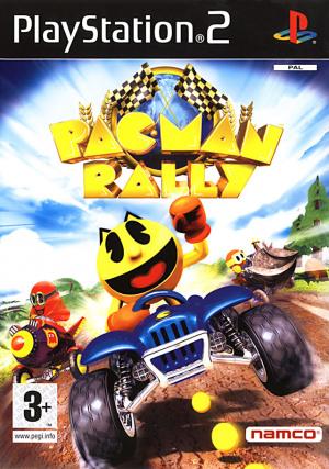 Pac-Man Rally sur PS2