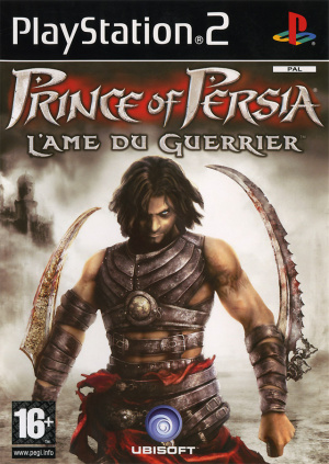 Prince of Persia : L'Ame du Guerrier sur PS2