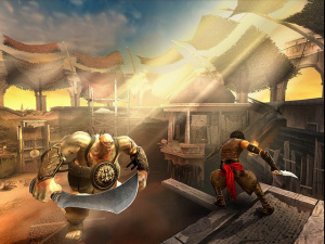 Prince Of Persia 3 en images