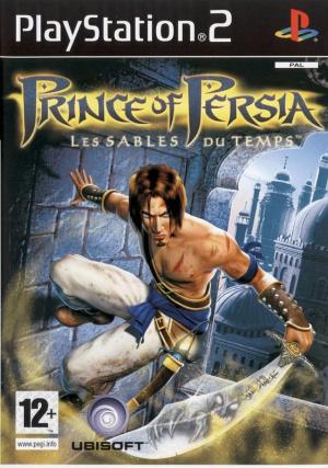 Prince of Persia : Les Sables du Temps sur PS2