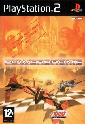 Power Drome sur PS2