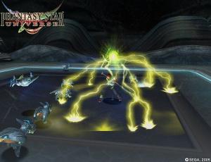 Phantasy Star Universe se découvre