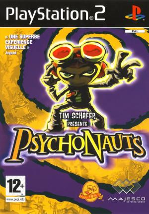 Psychonauts sur PS2