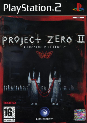 Project Zero II : Crimson Butterfly sur PS2