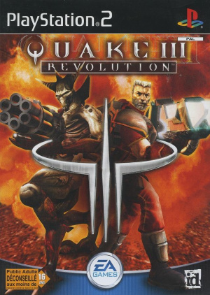 Quake III Revolution sur PS2