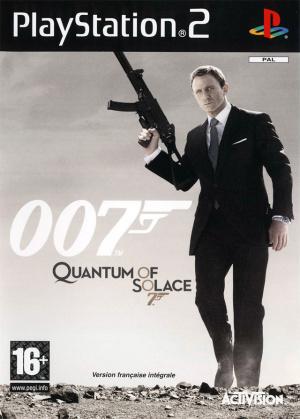 007 : Quantum of Solace sur PS2