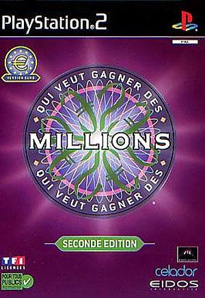 Qui Veut Gagner des Millions : 2ème Edition sur PS2