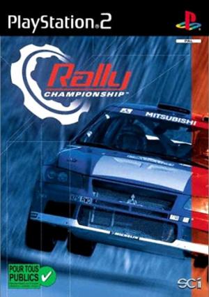 rally championship sur playstation 2. Black Bedroom Furniture Sets. Home Design Ideas