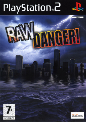 Raw Danger! ISO PS2 (USA) - NostalgiaLand