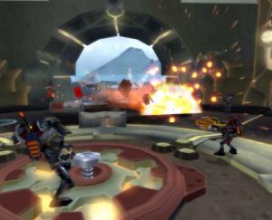 Ratchet : Deadlocked - Playstation 2