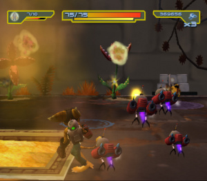 Images : Ratchet & Clank : La Taille Ca Compte PS2
