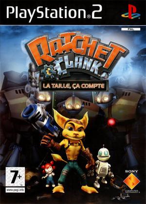 Ratchet & Clank : La Taille, Ca Compte sur PS2