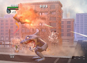 Rampage : Total Destruction