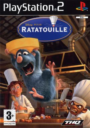 Ratatouille sur PS2