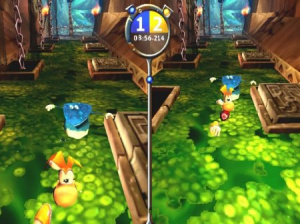 Rayman M premiers visuels