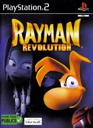 Rayman Revolution sur PS2