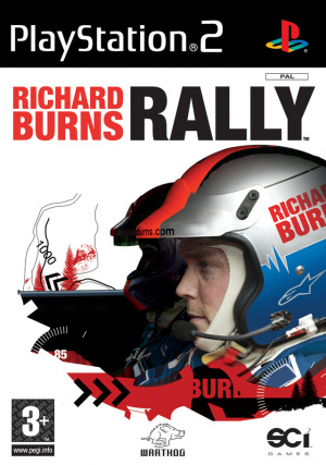 Richard Burns Rally sur PS2