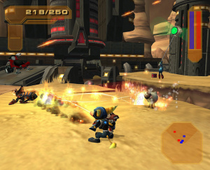 Ratchet & Clank 3 en multi