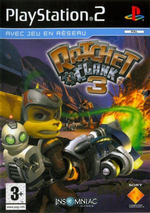 Ratchet & Clank 3 sur PS2