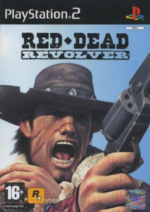 Red Dead Revolver sur PS2