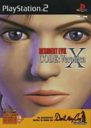 Resident Evil : Code : Veronica X sur PS2