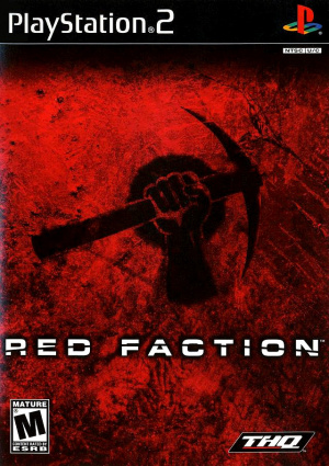 Red Faction sur PS2