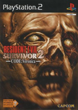 Resident Evil Survivor 2 : Code Veronica sur PS2
