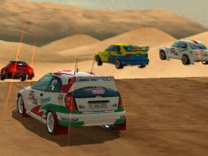 Rally Fusion : Race Of Champions - Playstation 2