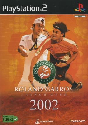 Roland Garros 2002 sur PS2