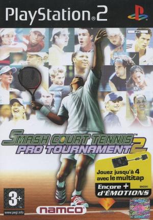Smash Court Tennis Pro Tournament 2 sur PS2