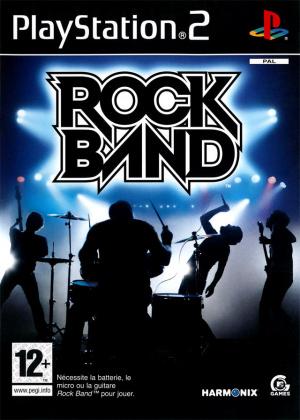 Rock Band sur PS2