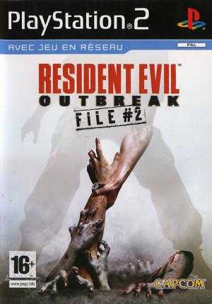 Resident Evil : Outbreak File 2 sur PS2