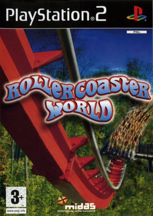 Rollercoaster World sur PS2