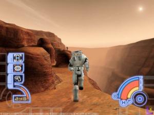 RTX Red Rock : nouveaux screens