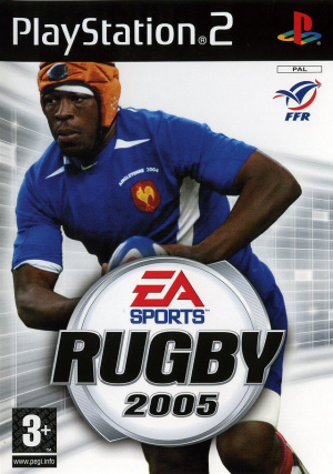 Rugby 2005 sur PS2