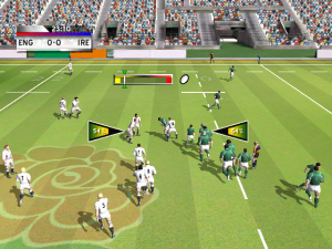 Rugby Challenge 2006 - Playstation 2