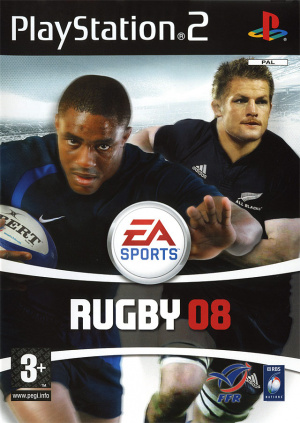 Rugby 08 sur PS2