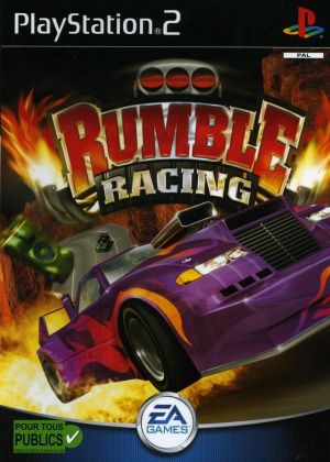 Rumble Racing sur PS2
