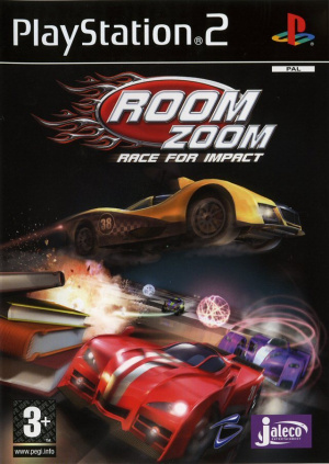 Room Zoom : Race for Impact sur PS2