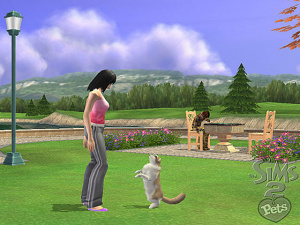 Images : The Sims 2 : Animaux & Compagnie