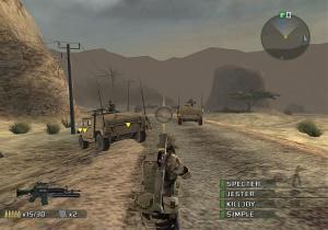 SOCOM 3 : U.S. Navy Seals - Playstation 2
