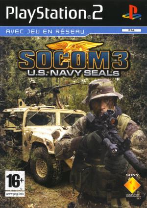 SOCOM 3 : U.S. Navy SEALs sur PS2