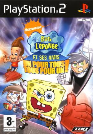 Bob l'Eponge et ses Amis : Un pour Tous, Tous pour Un ! sur PS2