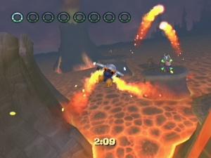 Une pluie d'images pour Spyro : A Hero's Tail