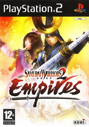 Samurai Warriors 2 : Empires sur PS2