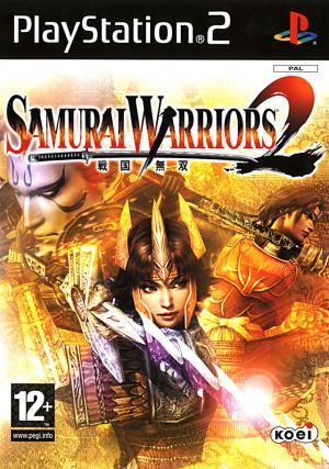 Samurai Warriors 2 sur PS2