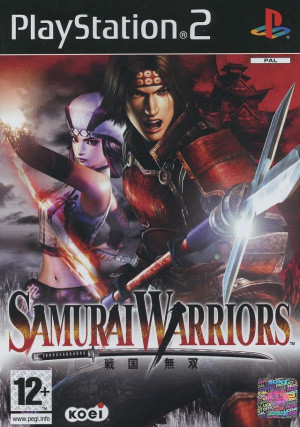 Samurai Warriors sur PS2