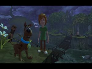 GC 2009 : Images de Scooby-Doo! Opération Chocottes