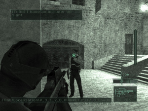 E3 : Splinter Cell Pandora Tomorrow